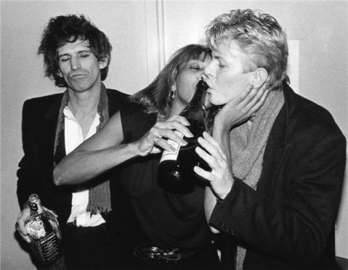 Richard, Turner and Bowie