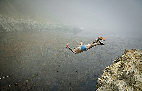 Flying is learning how to throw yourself at the ground and miss. Douglas Adams