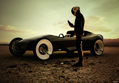 sportchrono:devoid: Daft Punk meets VW = Instant Win! SportsChrono