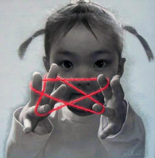 Zhu Yi Yong girl