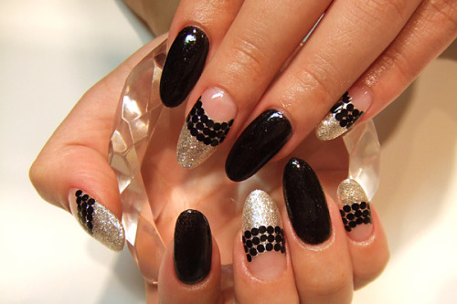 Mmmmmm them nail shapes are purrrrrfection!