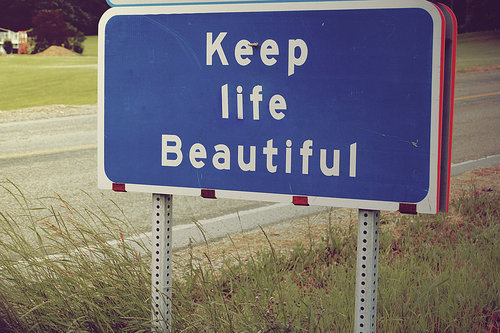 sayingimages:  Keep life beautiful♥ Found by:Tumblr Quotes&Saying Images|Follow now& have your Post Re-blogged to 27.000+ followers!