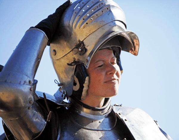 Girls in Armor