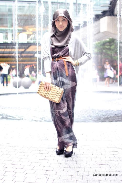ladygagamelan:  Hana Tajima @The Gardens Photo by GarbageLapsap