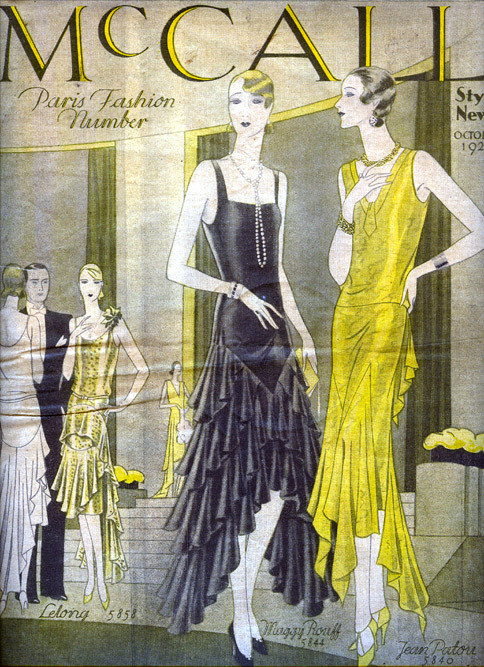 McCall Fashion Magazine, 1925.