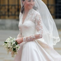 Her Royal Highness The Duchess of Cambridge's Wedding Dress