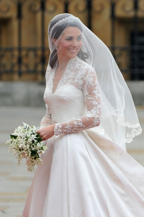 Kate Middleton Wedding Dress Sarah Burton