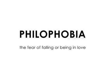The fear of falling or being in love FOLLOW SAYING IMAGES FOR MORE INSPIRED IMAGES & QUOTES