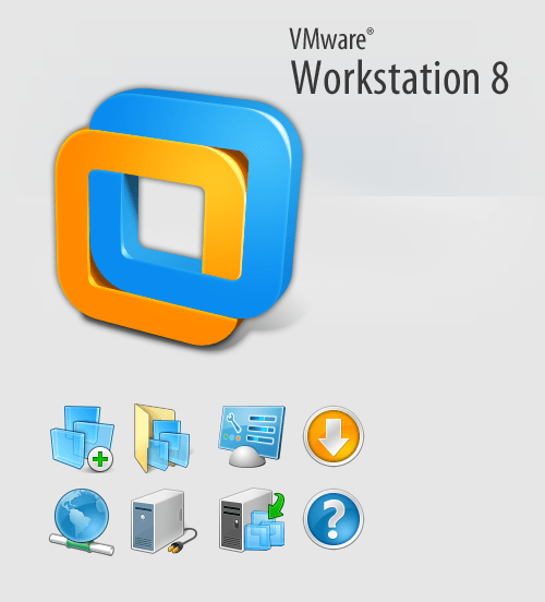 VMware Workstation 8.0.3 Build 703057 for Windows (ENG) - Serial
