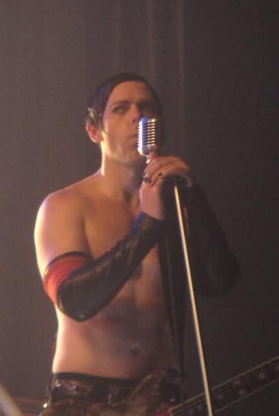 Rammstein, Richard Kruspe, Live,