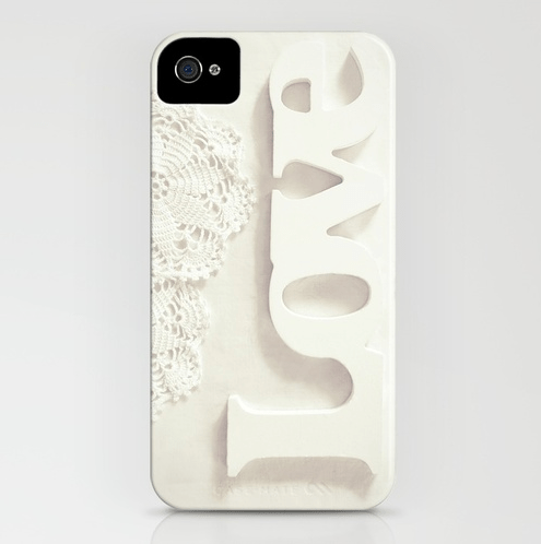 iPhone case by Darla Dear on Society6