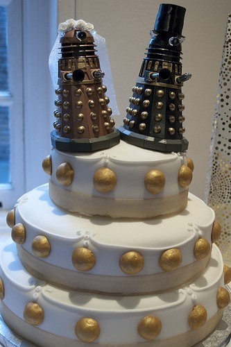 Do you promise to love, honor, and exterminate?