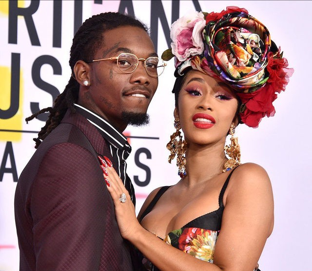 Cardi B files for Divorce from Offset After 3 Years of Marriage.