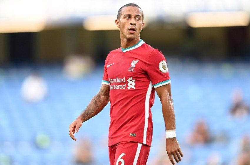 Liverpool's Thiago Alcantara tests positive for Coronavirus