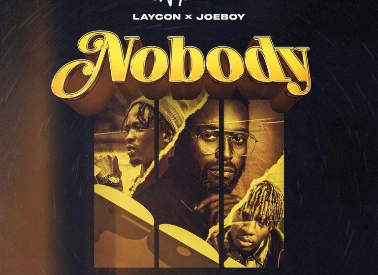 Official Video: Nobody (Icons Remix) DJ Neptune ft. Laycon x Joeboy