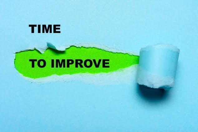 7 Ways To Improve Yourself.