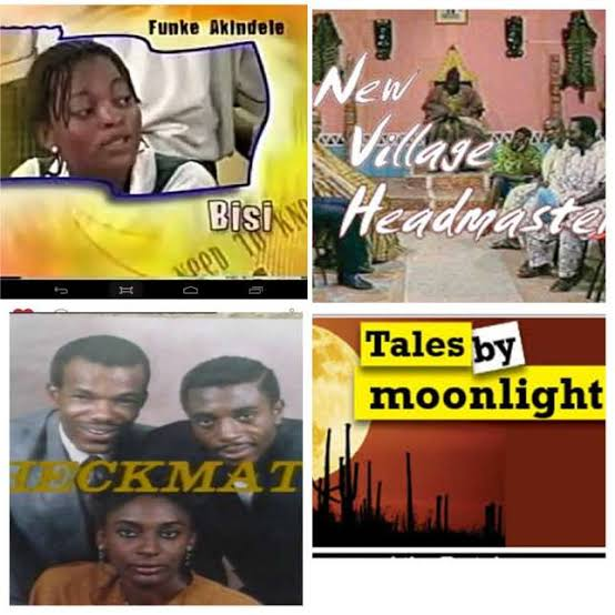 Nigerian TV Shows That Would Never Be Forgotten.