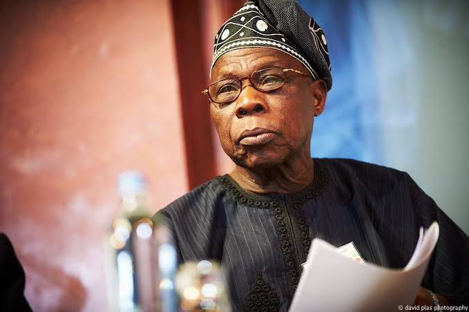 """""""Don't just sit down and complain, Nigeria's future is in your hands."""" – Obasanjo tells Nigerian Youths."""