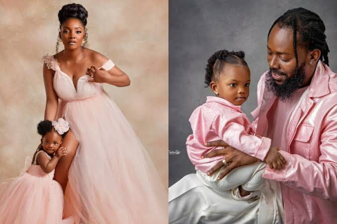 Deja@1- Simi and Adekunle Gold release new single dedicated to their daughter's birthday.