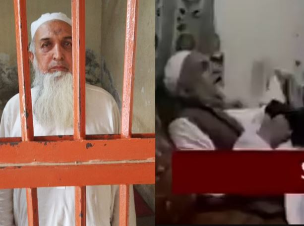 Muslim Cleric Caught On tape Sexually Assaulting A Male Student