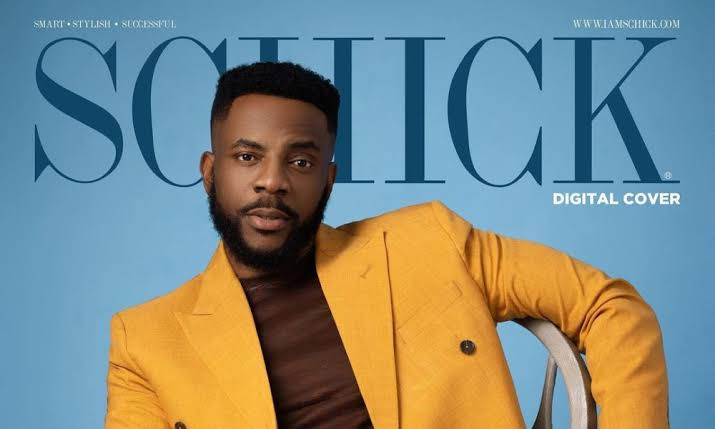 Ebuka discusses Family and BBNaija as he graces Schick Magazine