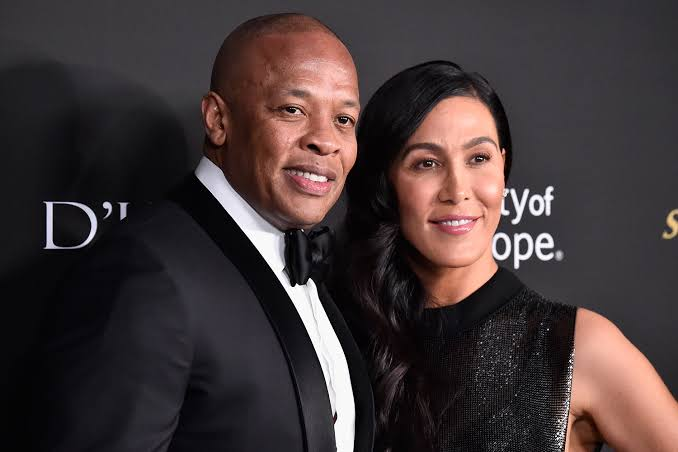 Dr. Dre ordered to pay N151M to ex-wife Nicole Young
