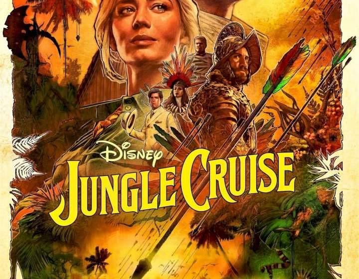 [Movie] Jungle Cruise (2021)
