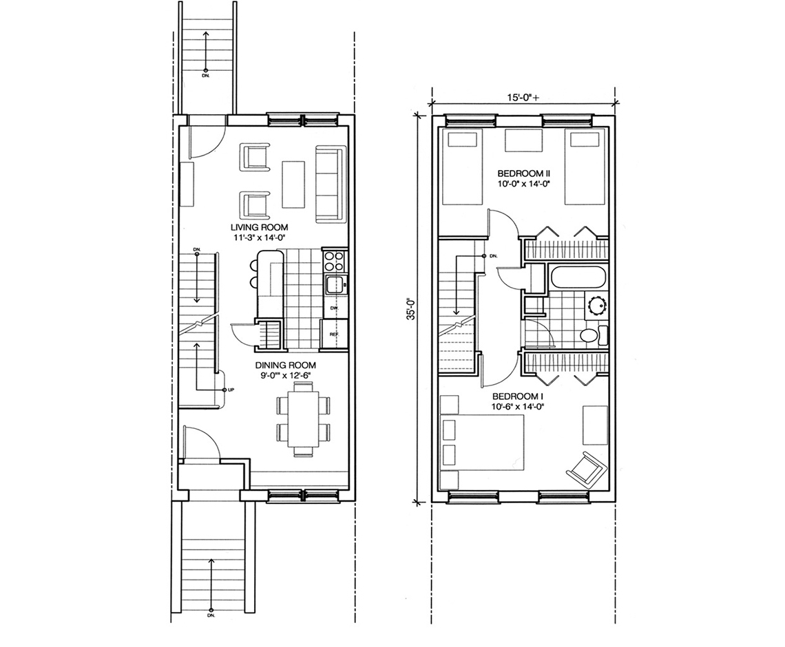 York Creek Apartments Floor Plans