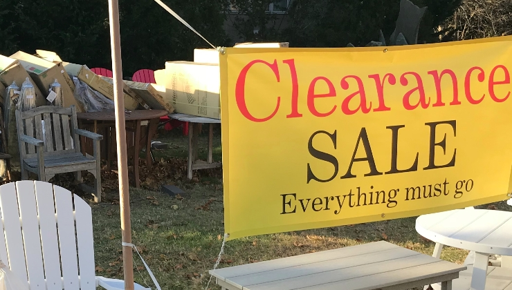 clearance outdoor furniture sale 27 east