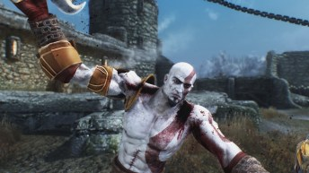 Descargar GOD OF WAR CHAINS OF OLYMPUS Gratis Full Español PC 1