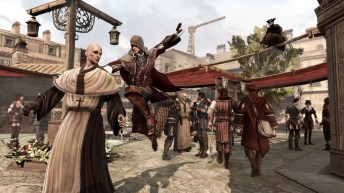 Descargar ASSASSINS CREED BROTHERHOOD Gratis Full Español PC 4