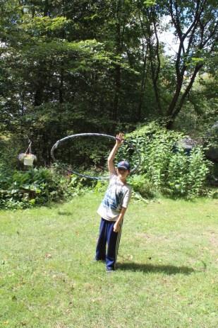 Hula hoop master