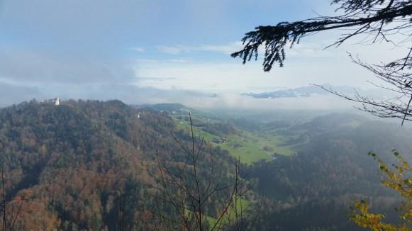 Looking at St.Gallen