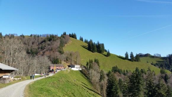 Tierhag and the Schnebelhorn