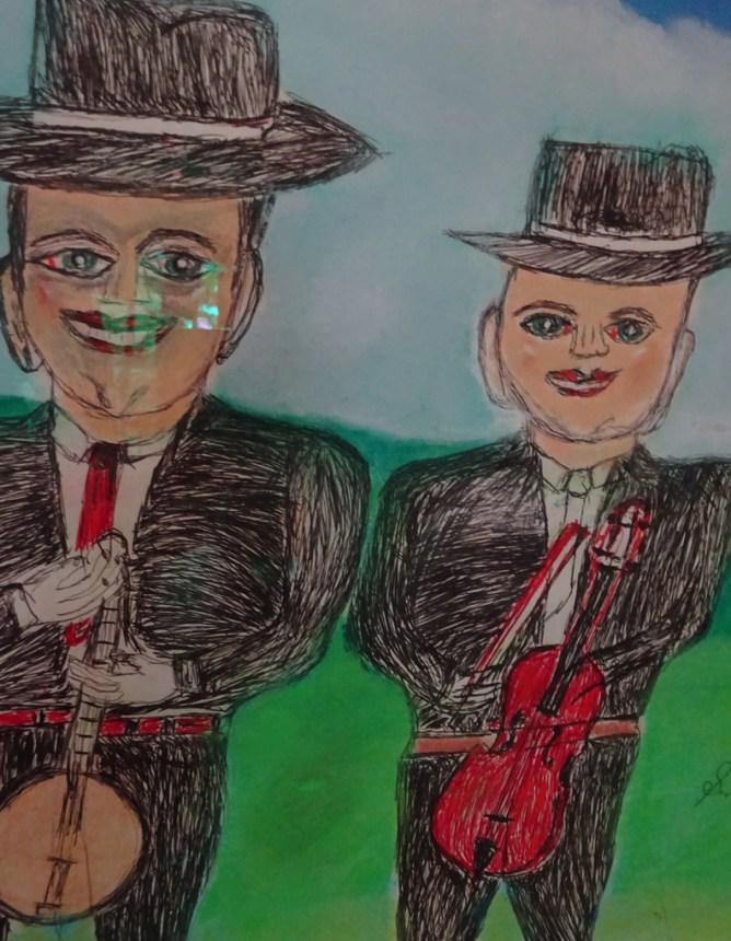 The Musicians faces