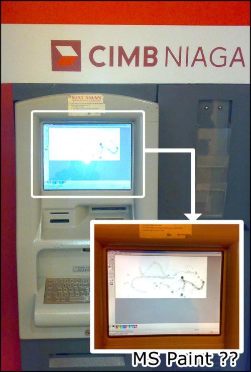 ATM Paint - dari hendy
