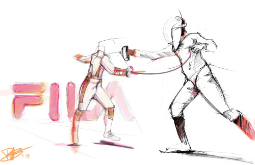 So this is the first sketch released of my Fila and Fencing project !!!!!!!!!!!!! I will post some drawings of the actual product offerings (although this is the proposal for the Fila suit) lemme know what you think????????
