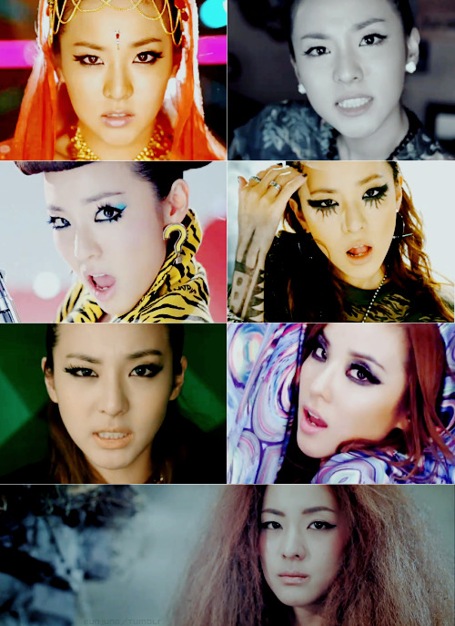 i have to say, i like 2ne1.my favourite one is minji, though.