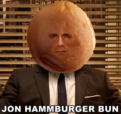Jon Hammburger Bun (suggested by The Soft Master)