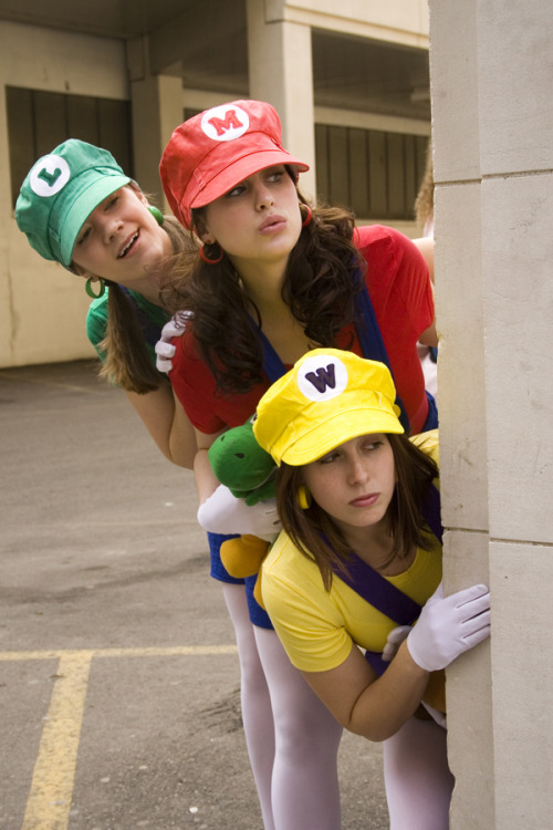 nintendo girls