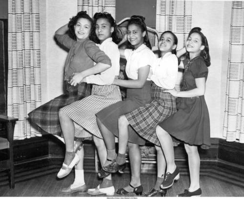 Awesome library collection of the day: African American Women in Iowa Digital Collection at the University of Iowa Libraries