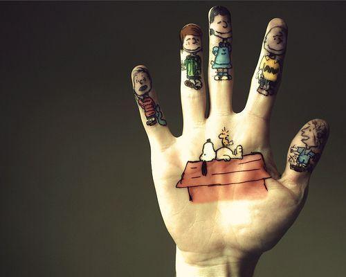 Verdadeiros amigos? Eu conto nos dedos de uma só mão. (Igor Brandão)