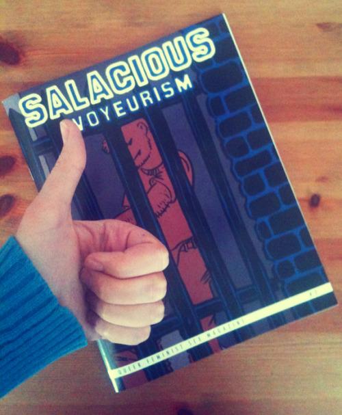 Salacious Magazine Issue 2