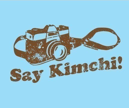 (via Say Kimchi Korean food funny cool humor tee by TheShirtDudes)