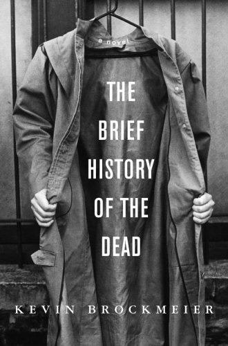 Couverture du roman de K. Brockmeier : The Brief History of the Dead ; publié chez Pantheon Books