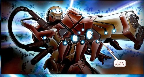 Iron Man : Stark Resilient