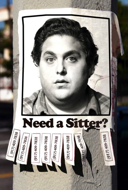 theoisjonesing:  this is an awesome marketing strategy, Fox. supposedly Jonah Hill will be answering calls at random. To schedule, just call (917) 409-7838.