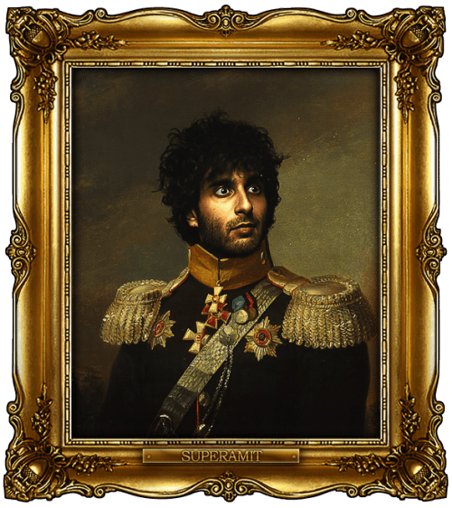 photojojo:</p><br /><br /> <p>Hey, we know that guy! Replace Face just made this awesome faux portrait of our very own Amit (founder of Photojojo!). <br /><br /><br /> Read below for how you can help Amit beat Leukemia.<br /><br /><br /> replaceface:</p><br /><br /> <p>A few weeks ago Amit Gupta aka SuperAmit on flickr & twitter aka the guy that started Photojojo was diagnosed with Acute Leukaemia.At the moment he is going through chemo, but once done he will need a bone marrow transplant for the best chance of survival. Unfortunately because of his ancestry it's tough to find a donor as not many people of South Asian decent are on the transplant register.<br /><br /><br /> If you are of South Asian decent (Indian, Pakistani, Bangladeshi, Nepalis, Bhutan, Maldives, or Sri Lankan) you can get a swab kit to see if you are compatible donor. It's free, painless and takes 2 seconds. If you're not of South Asian decent or reside outside of the United States, here are some other ways you can help:<br /><br /><br />     •    Organize a photo booth swabbing party!    •    Spread the word! Share this link. Join the Facebook group.    •    If you're outside the U.S., get in touch here.    •    Or donate to the National Bone Marrow Registry.<br /><br /><br /> Photo Credit: Dan Busta<br /><br /><br /> http://www.danbusta.com/</p><br /><br /> <p>