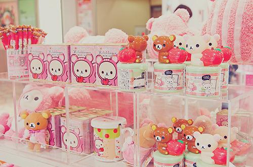 Shades Of Pink...