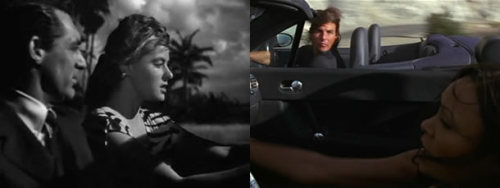 "<br /> Did You Know 'Mission: Impossible 2' is a Remake of Hitchcock's 'Notorious'? Here, Have a Look…<br /> Separated by 55 years, have a look at how storytelling has changed<br /> <small>By: Brad Brevet</small></p> <p> Another psychological element in Notorious missing from MI:II was Alicia's past with both men and alcohol. Two things which greatly complicated her already intricate relationship with Devlin, her undertaking of the assignment, and consequently Devlin's last-second rescue.Devlin built a relationship with Alica and then, once she was sober and ready to be monogamous, betrayed her by asking her to be a spy, marry another man. So later, when they're on the park bench Alica allows Devlin to believe she is off the wagon because she feels he's treated her like a whore, and Devlin, who has treated her poorly to deny his feelings for her, is unable to realize she's been poisoned.Throwing Ethan and Nyah into bed as a shortcut created a purely sexual chemistry instead of a psychological one. What may seem like a minor change actually left out the impetus for the final act and the wonderfully tension-ridden payoff. The relationship in MI:II becomes a cringe-worthy MacGuffin.But hey, there were some doves. And things blew up."" /></a></div> <div></div> <section> <h3 id="